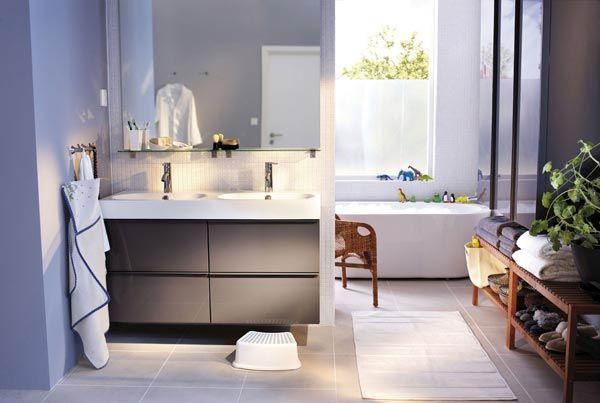Ikea bagno doppio lavabo cerca con google for the home