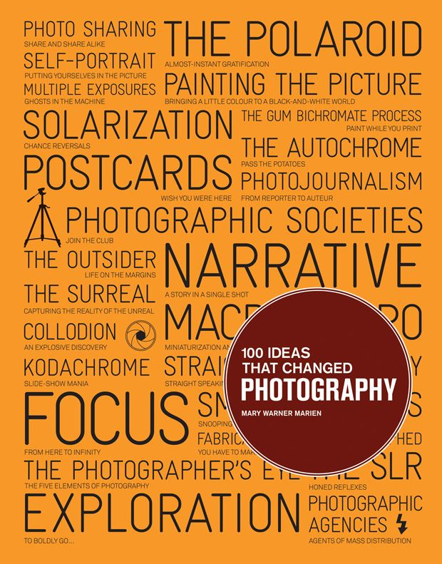 100 Ideas That Changed Photography Photography Facts Shape Photography Book Photography