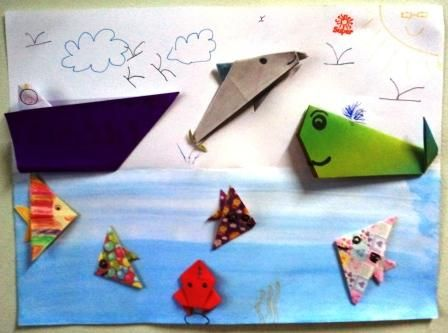 paper crafts ideas for kids to make at home kids craft ideas