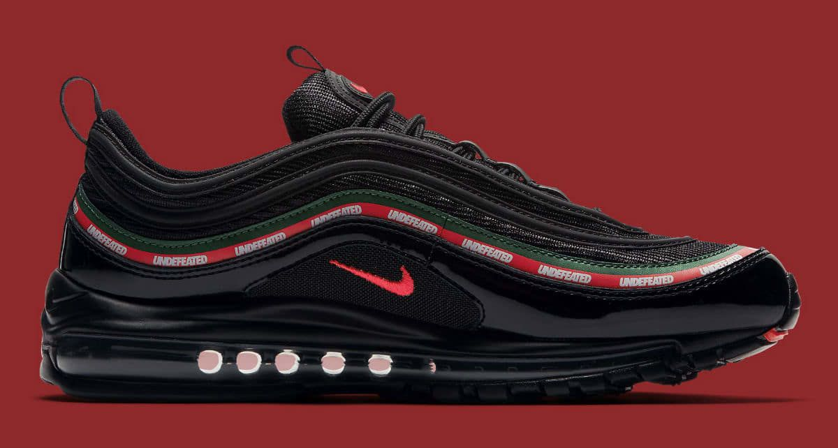 Have I Missed The Hype Thread For These Or Is Nobody Hype Yet Air Max 97 X Undefeated Collab Dropping In 2 Days Nike Air Max 97 Nike Air Nike