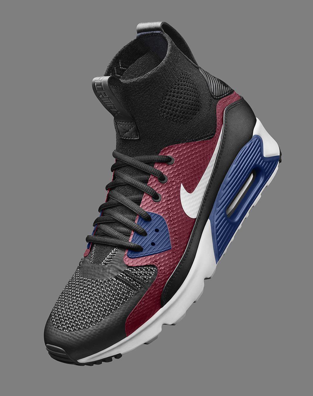 d8a0fc2a7222 Tinker Hatfield x Nike Air Max 90 Ultra Superfly T - EU Kicks  Sneaker  Magazine