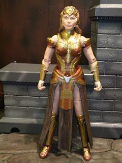Action Figure Reviews Toy Reviews Stuff About Halloween And Batgirl Fandom All Mixed Together Wonder Woman Action Figures Gal Gadot