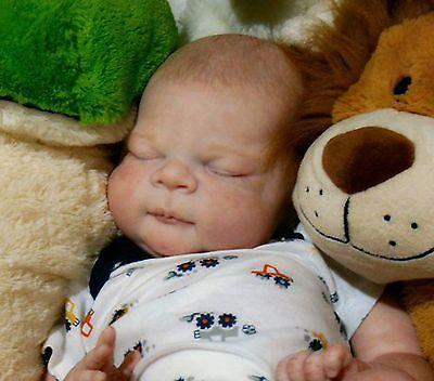 Chubby Reborn Newborn Baby Boy Doll OARB PH, R.O.G. Philemon
