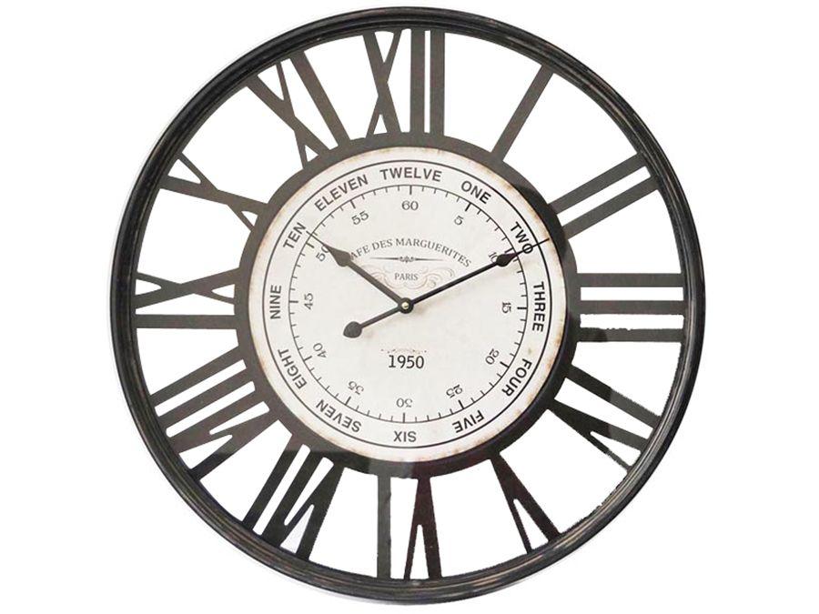 Clocks Indoor Wall Clocks Antique Vintage Xl Floating