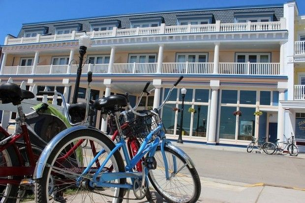 The Bicycle Street Inn & Suites, and 7 other ways to make Mackinac Island memories