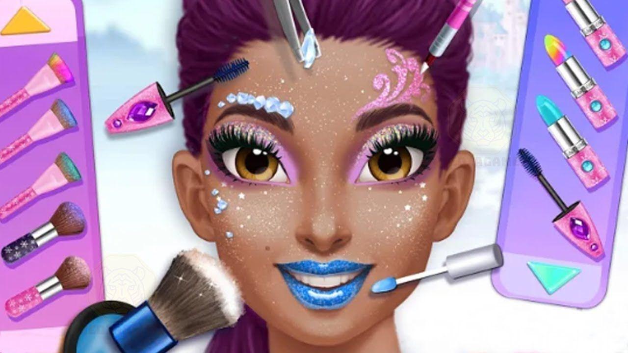 Fun Girl Care Princess Makeover Games Play Princess Gloria Makeup Salon Baby Games For Girls Baby Girl Games Makeup Salon Games For Girls