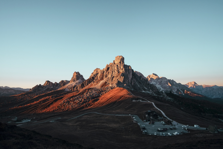 Mountain xt10 fujifilm and dolomity HD  photo by Cristina