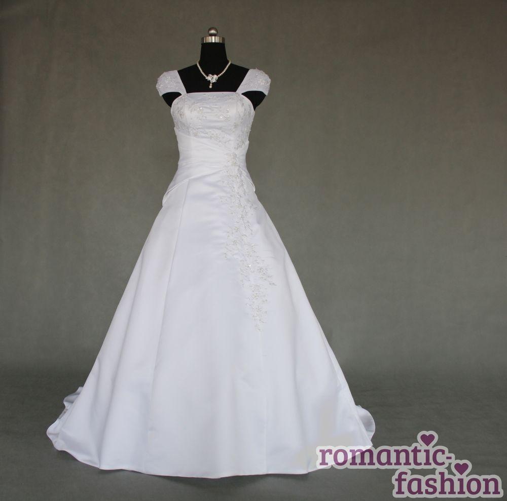 Brautkleid brautkleider creme : Details zu ♥Brautkleid, Hochzeitskleid Maßanfertigung alle Größen ...