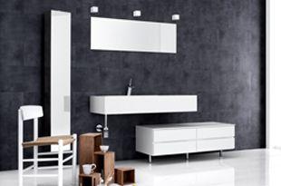Kylpyhuoneet - Inspiraatio Kvikin monista hienoista kylpyhuonekokoonpanoista