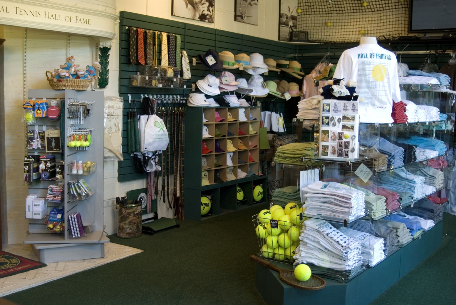 Plan Your Visit International Tennis Hall Of Fame Hall Of Fame Fame Gift Rhode Island Vacation