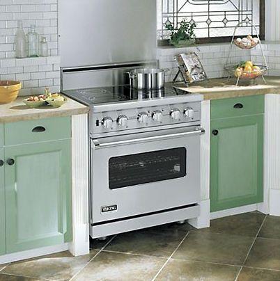 Blocco cucina elettrico / a induzione VISC : 30   Cucine ...