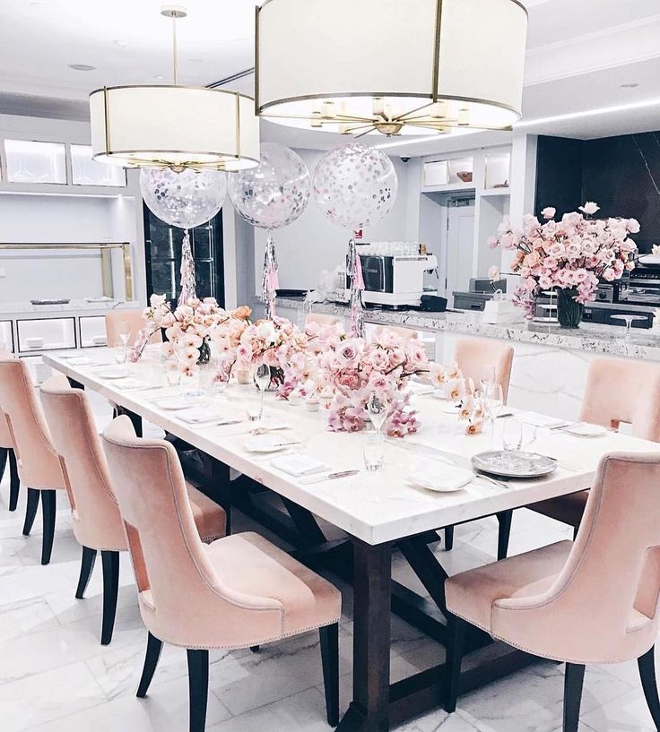 love the elegant look of this formal dining room dining rooms rh pinterest com