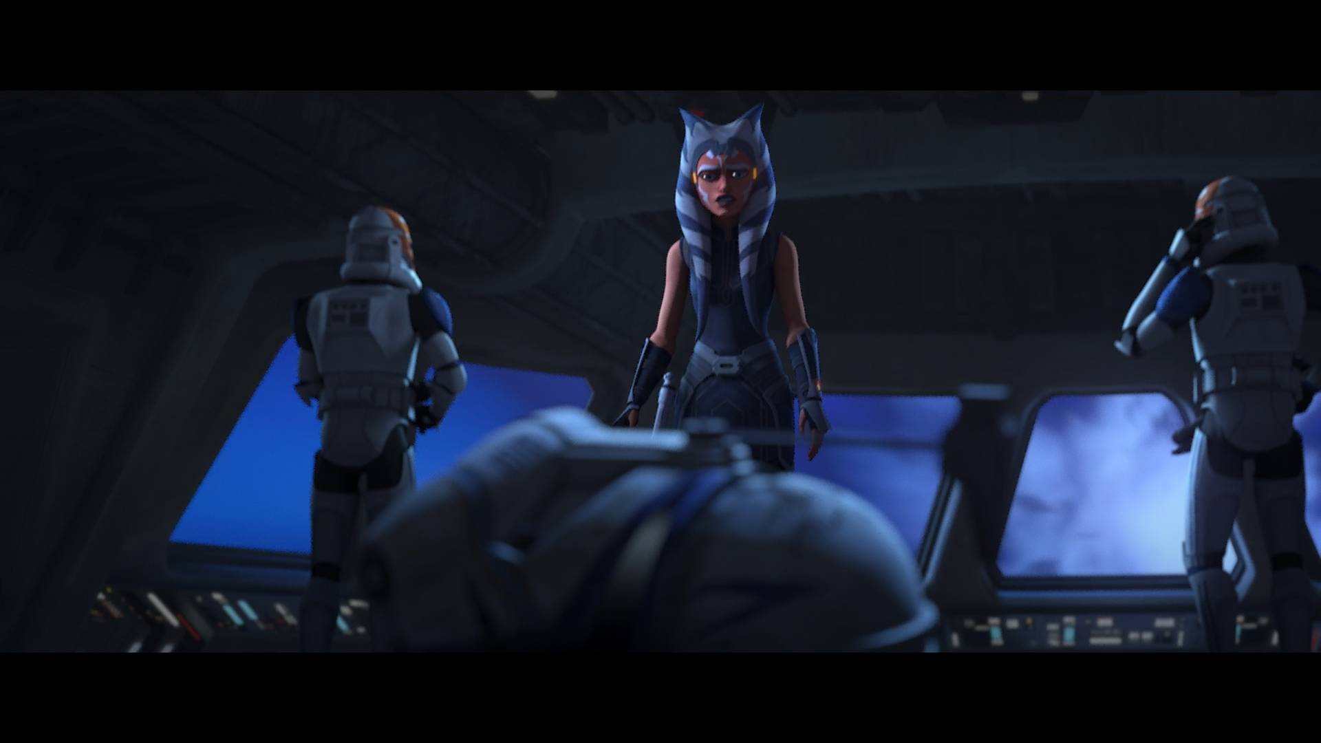 Rex Drops His Helmet Clone Wars S7 In 2020 Star Wars Clone Wars Star Wars Fandom Clone Wars
