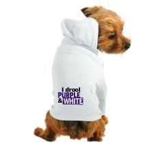 Tcu T Shirts For Dogs Tcu Dog Sweaters Tcu Pet Clothes Cafepress Pet Clothes Dog Hoodie Dog Sweaters