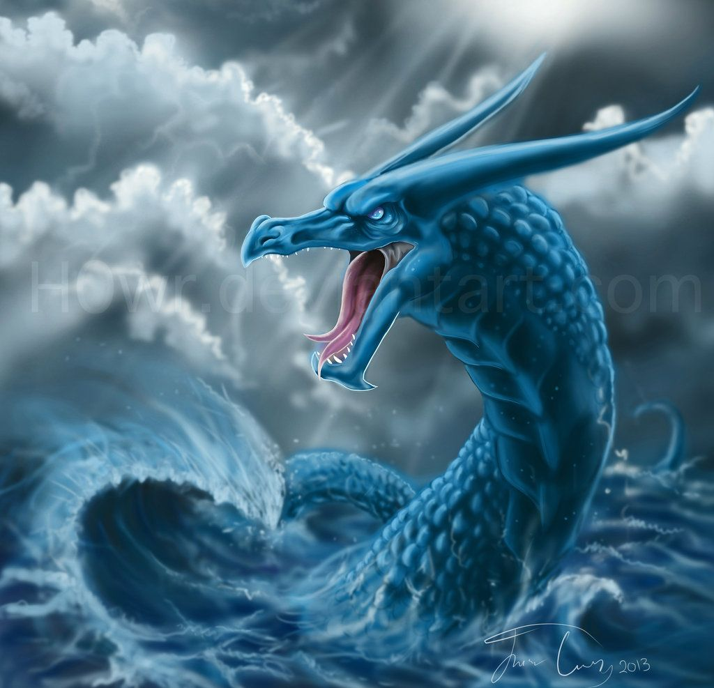 Sea Serpent Drawing - Google Search