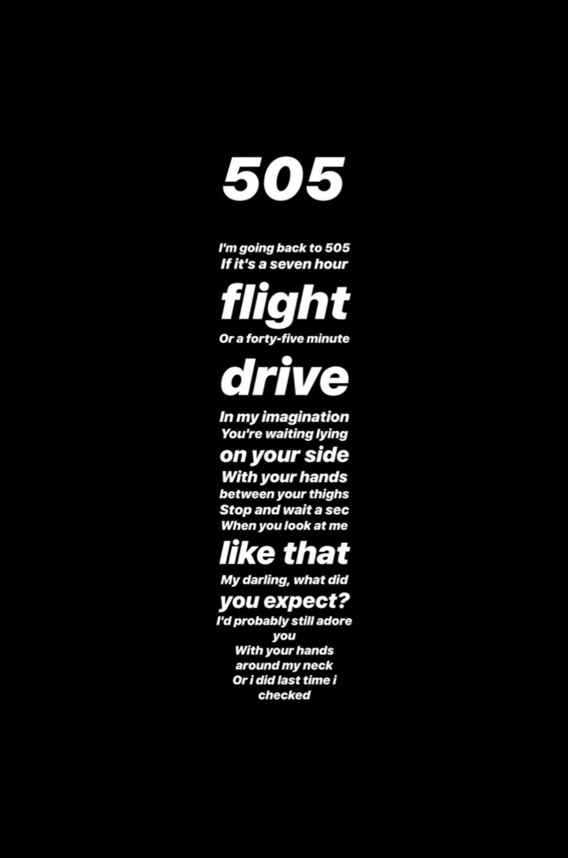505 Arctic Monkeys Arctic Monkeys Lyrics 505 Arctic Monkeys Arctic Monkeys Wallpaper
