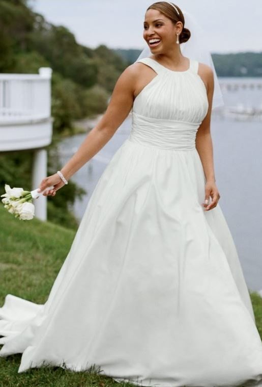 Plus-Size Wedding Dresses That Are Absolutely Gorgeous | The ...