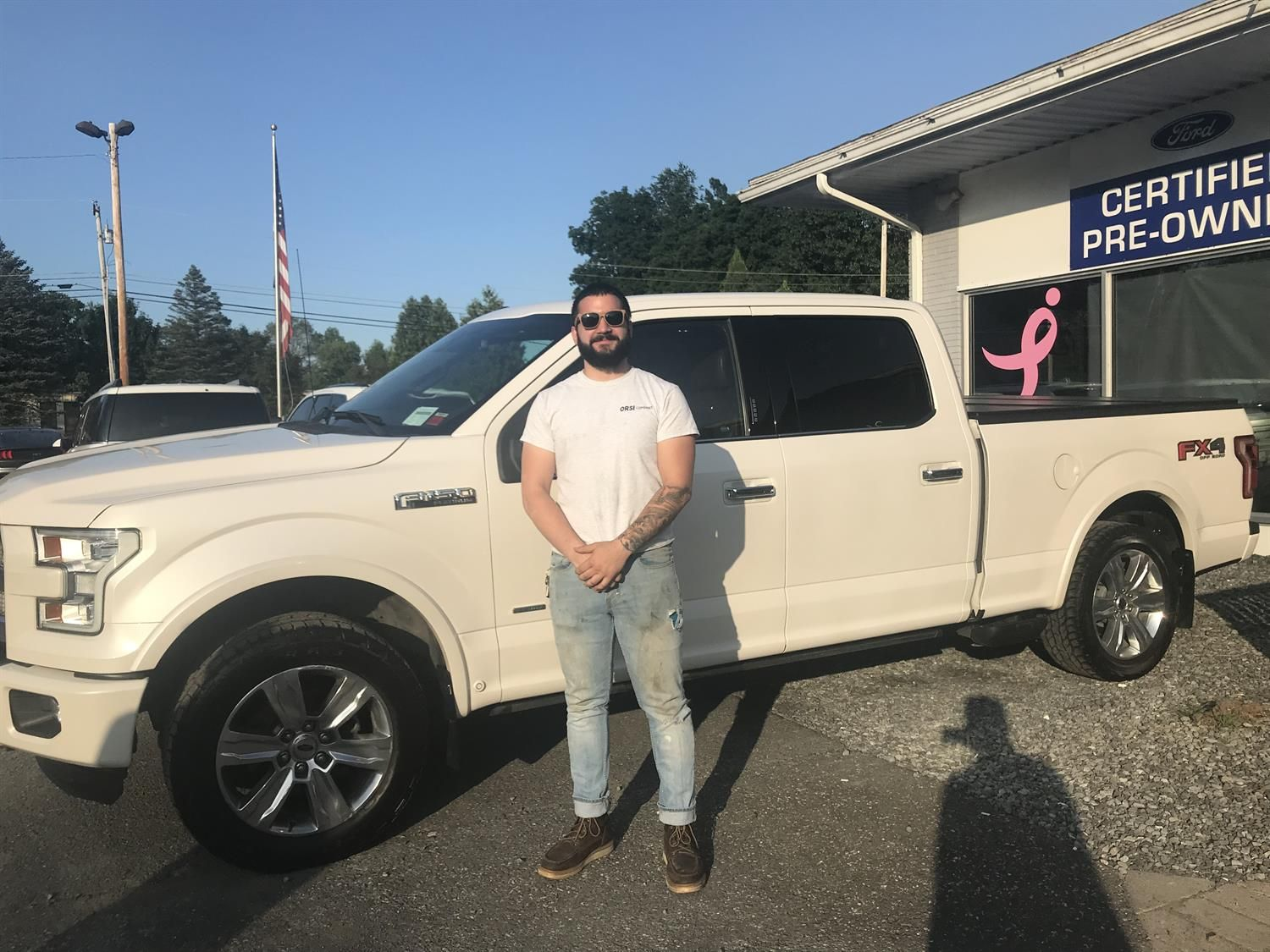 Austin We Hope You Enjoy Your New 2015 Ford F 150 Congratulations And Best Wishes From Rhinebeck Ford A New Trucks Congratulations And Best Wishes Ford F150