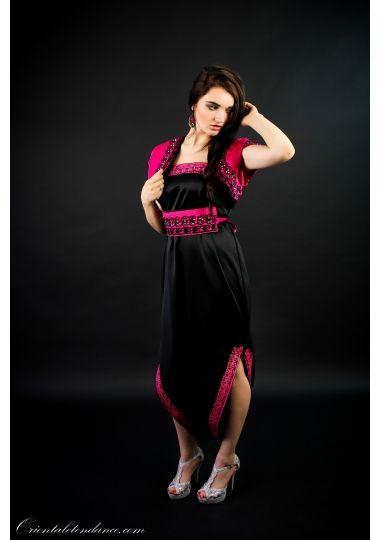 Robe classique algerienne
