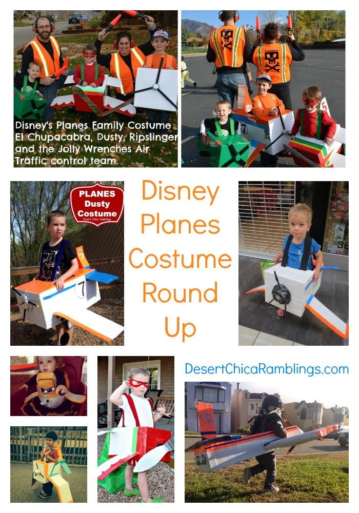 20+ Disney Planes Crafts and Party Ideas - Disney In The Desert