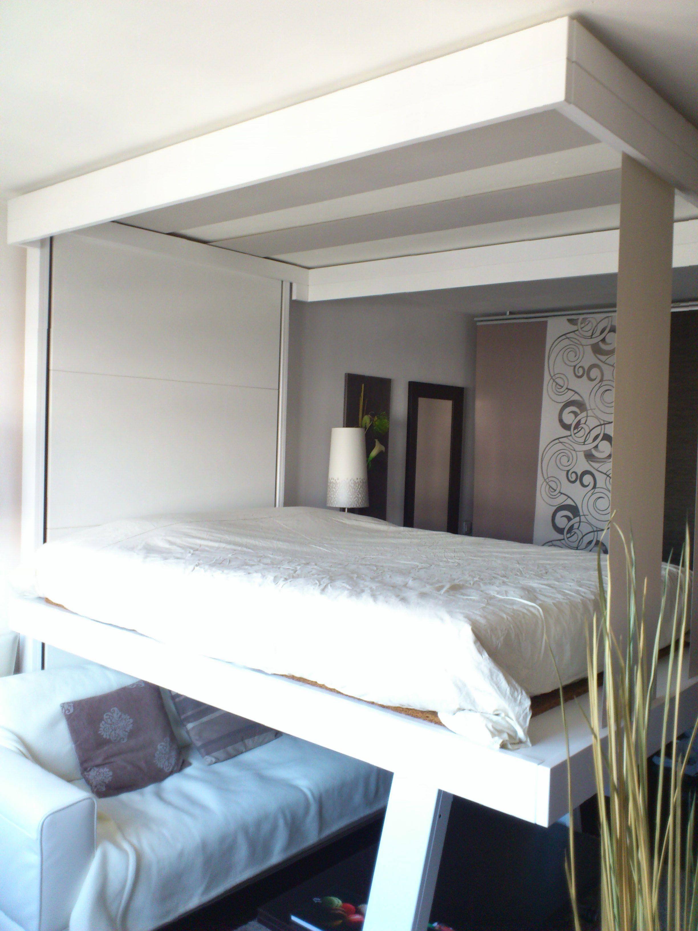 Epingle Par Bedup Sur Chez Nos Clients Decoration Maison Lit Escamotable Lit