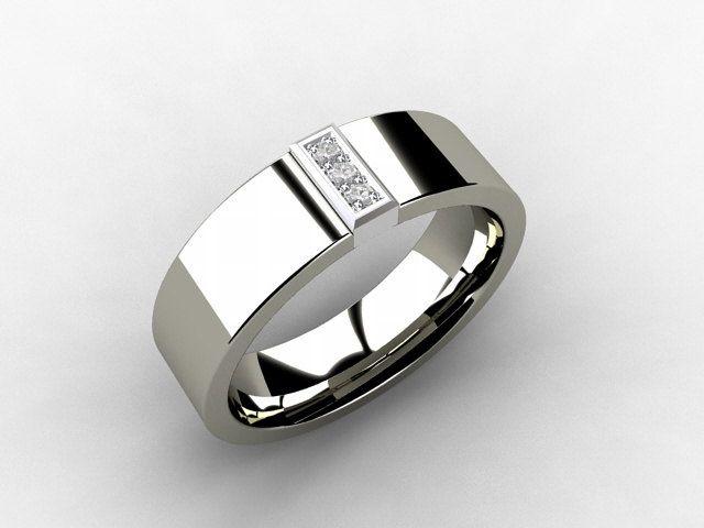 Men S Ring Trk Men Diamond Ring Mens Wedding Rings Diamond