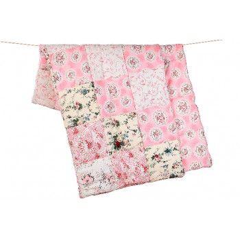 Toshi Patchwork Quilt Blossom. $90.
