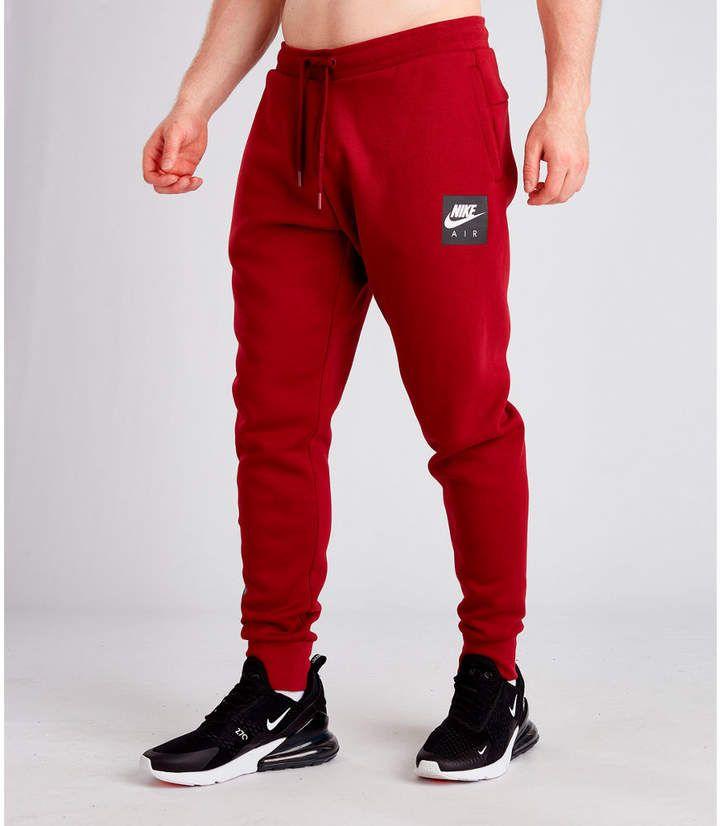 Nike Men's Fleece Jogger Pants   Jogger pants, Fleece ...
