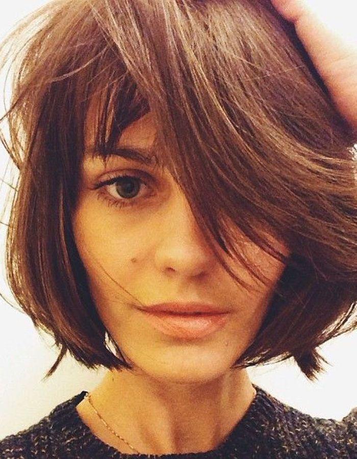 Épinglé par Sandrine sur Hair Coupe cheveux carré