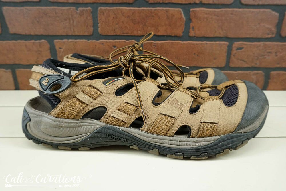 Ad)eBay Merrell Saugatuck Kangaroo J87845 Mens Size 12
