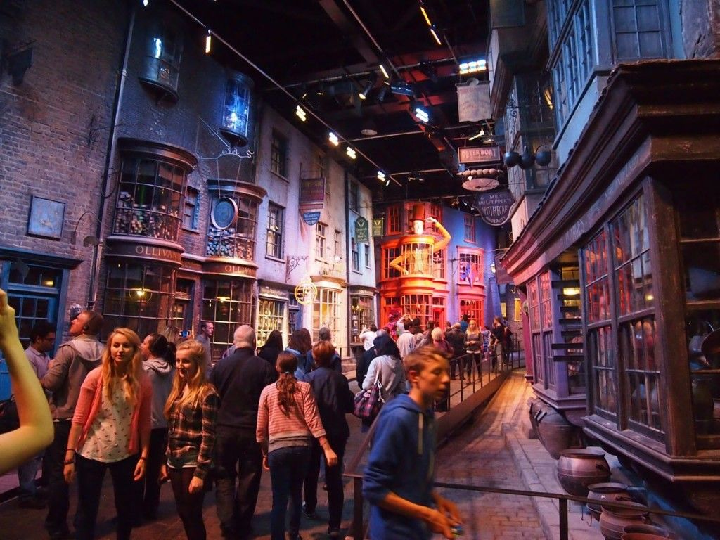 Finding Magic On The Making Of Harry Potter Tour In London Harry Potter Tour Harry Potter London Making Of Harry Potter