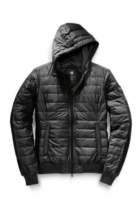 canada goose Lightweight Down Jackets Black