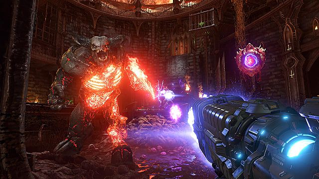 Doom Eternal Pc System Requirements Revealed And Then Removed In