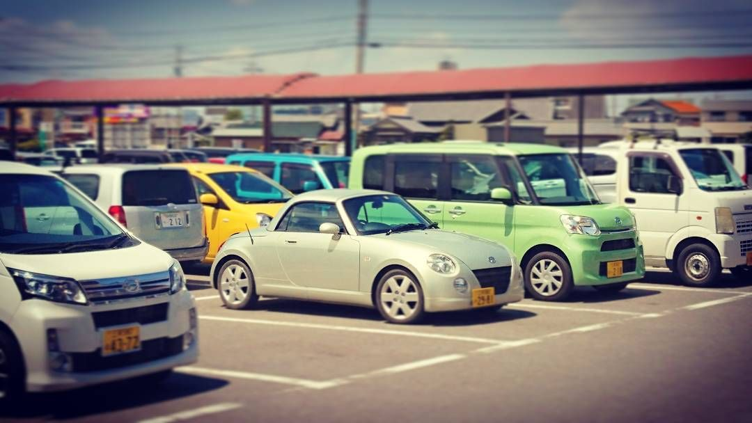 51 отметок «Нравится», 1 комментариев — 香むら・まさ (@koumuramasa) в Instagram: «#daihatsu#daihatsucopen #ダイハツコペン#sportscar #roadroller #spider #keicar #japanesecar»