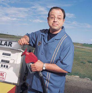 Brent Leroy (Corner Gas)
