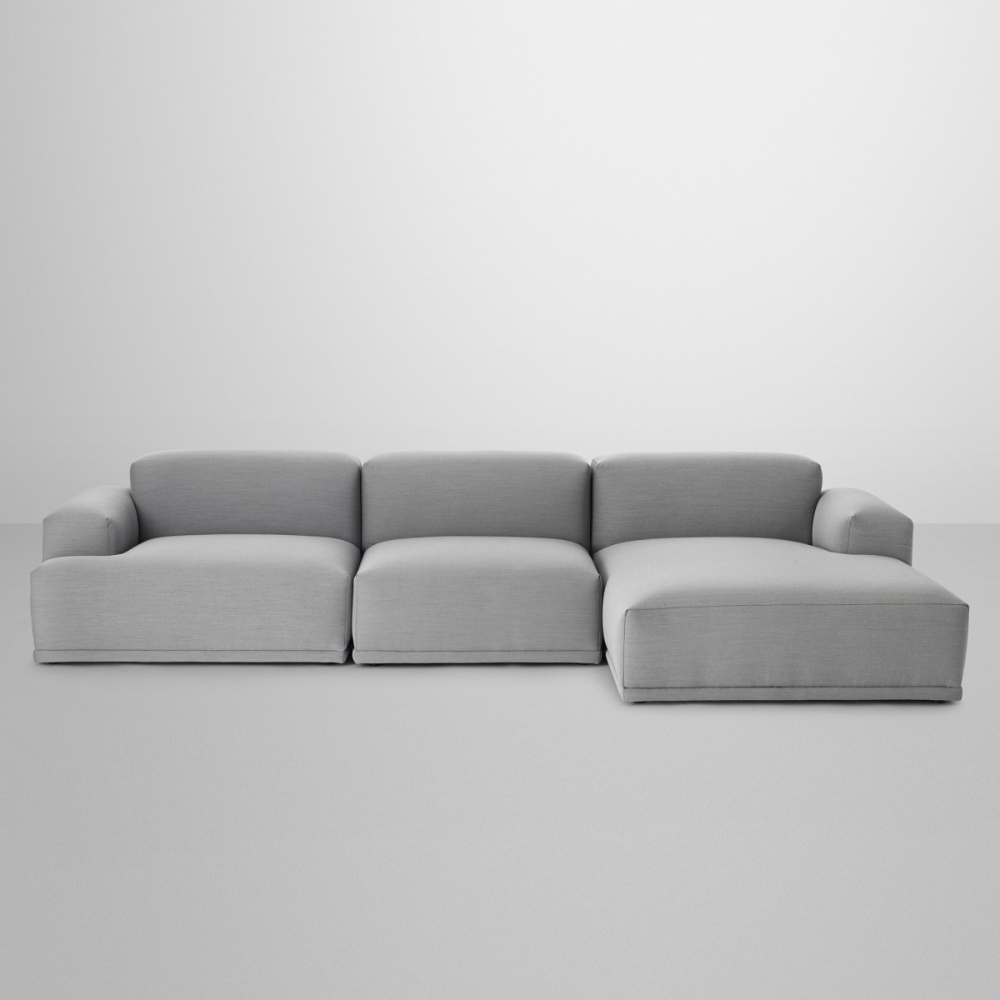 The Modular 3 Seaters Lounge Sofa Connect By The Brand Muuto Was Designed By Anderssen Voll Muuto In 2020 Modular Sofa Muuto Sofa Lounge Sofa