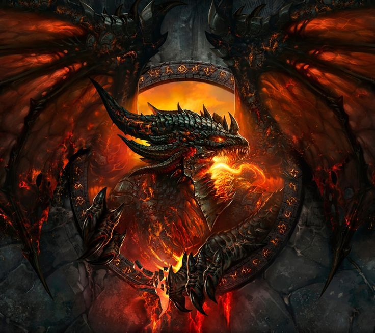 Really cool dragons dragon pictures this is a really cool fire dragon phone wallpaper em - Awesome dragon pictures ...