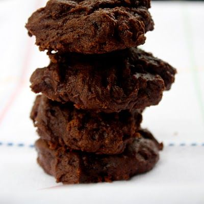 Chocolate Fudge Drops--always looking for a recipe to use up some buttermilk!