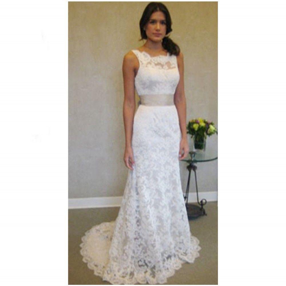 Vestido de noiva simples barato