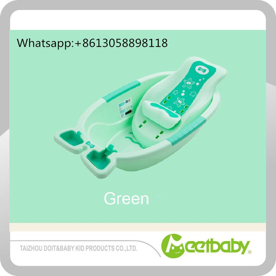 New Design Plastic Baby Bath Tub High Quality Baby Bathtub