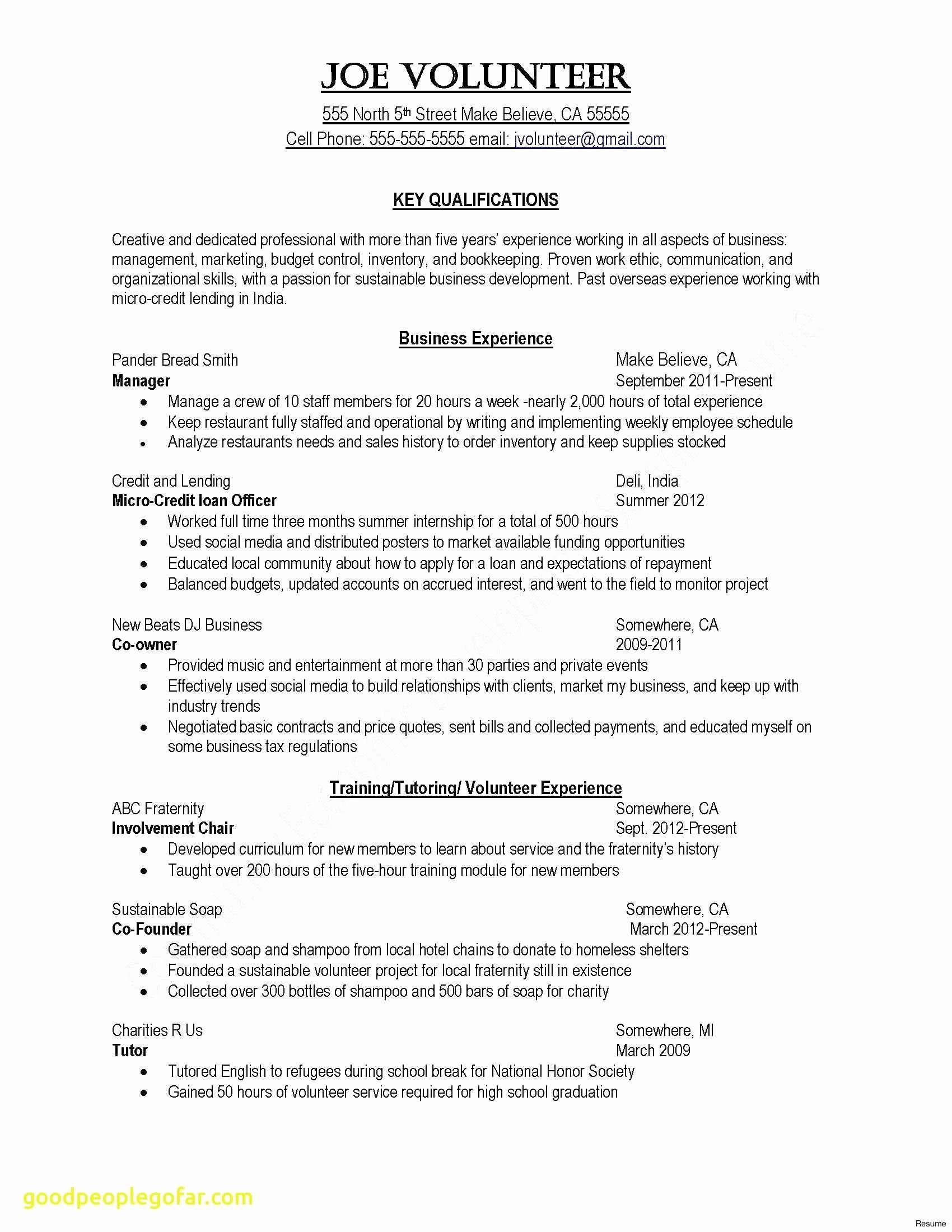 Resume Writing: Guidelines for New Grads