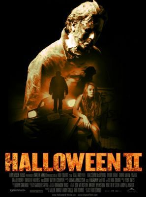 Halloween posters | My entry for Rob Zombie's Halloween 2 poster ...