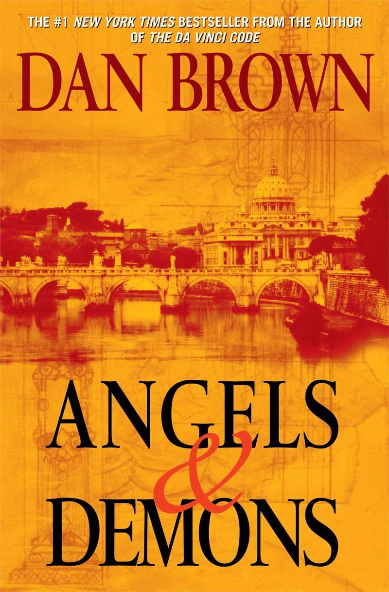 Angels And Demons By Dan Brown Ebook Epubpdfprcmobiazw3 Free