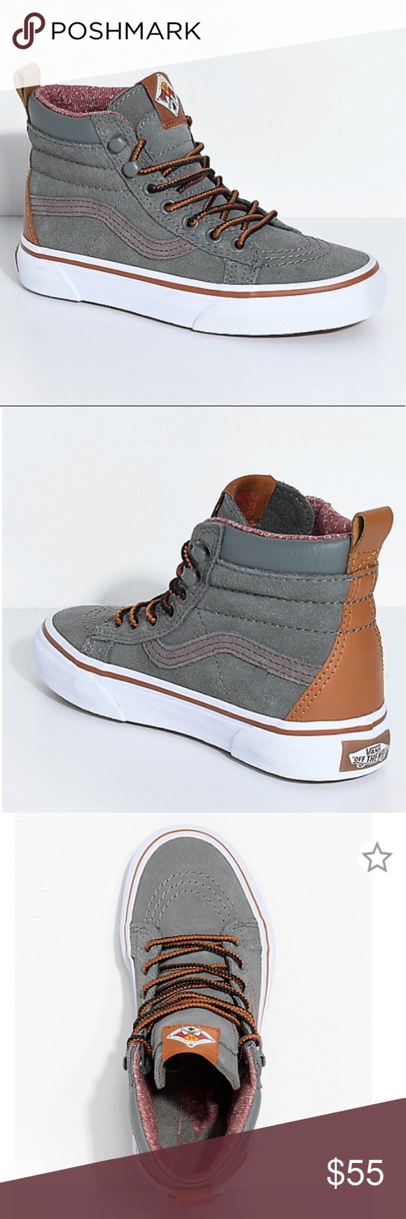 e0dff6f4137 HTF Vans All Weather MTE - Brand New Hard to find! Sk8-Hi MTE castor ...