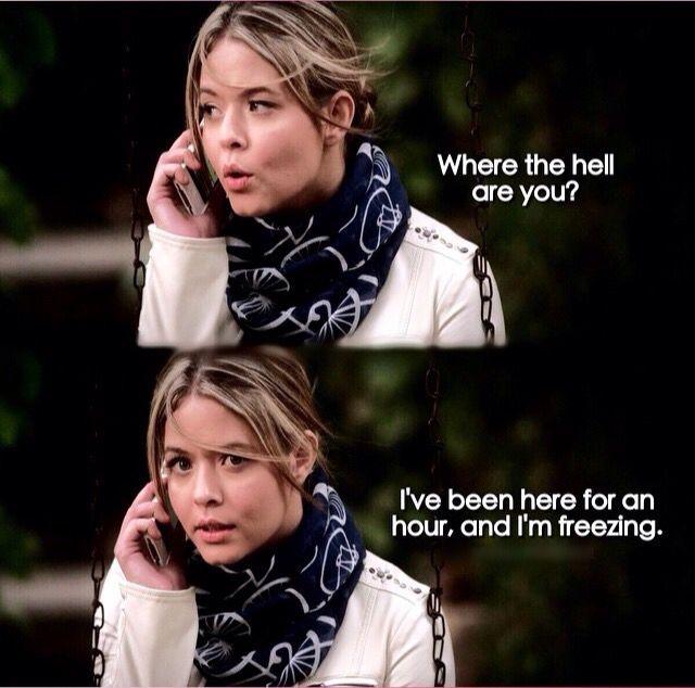 Alison DiLaurentis. Pretty Little Liars Season 5 Episode 24