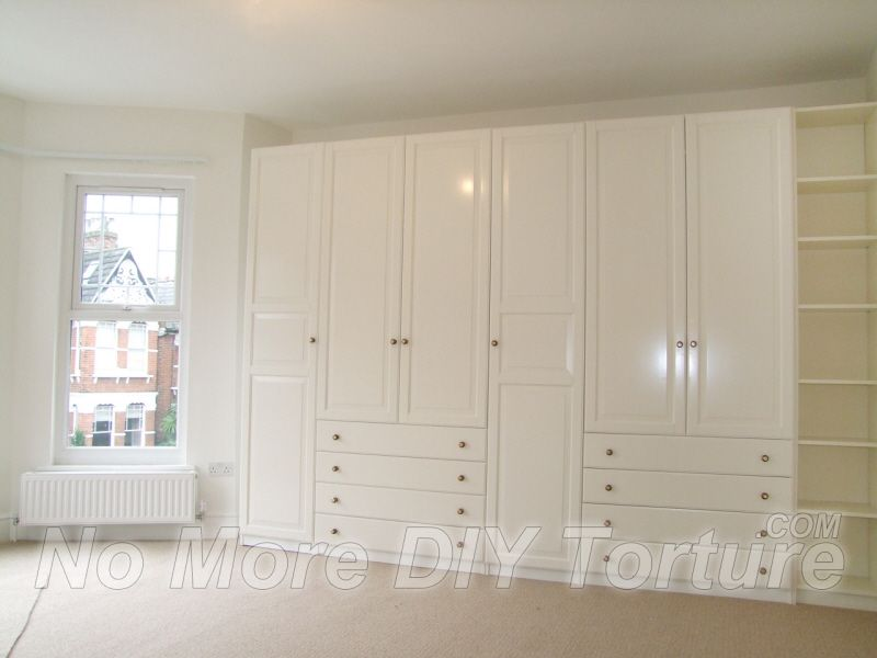 Ikea pax birkeland doors drawers wardrobe small space decorating bedroom design also rh pinterest