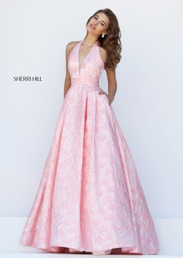 Pin de Cecilia en Sherri Hill | Pinterest | Vestiditos, Vestido ...