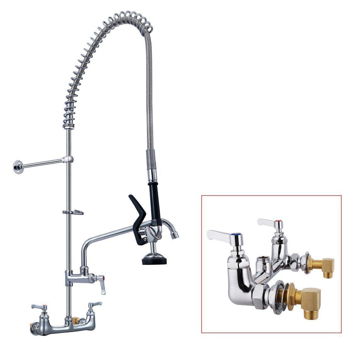 yg pre rinse kitchen sink faucet spray