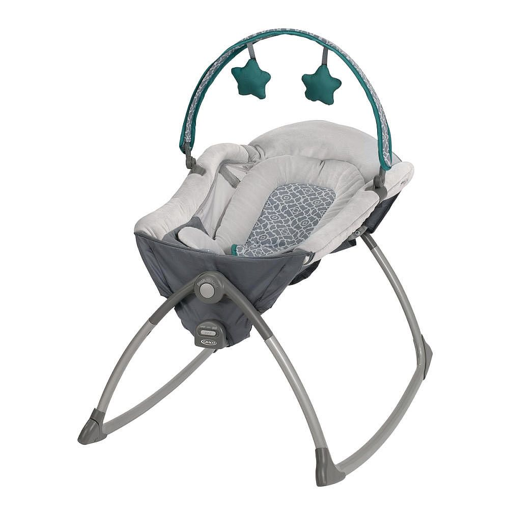 Graco high chair 4 in 1 graco little lounger rocking seat  vibrating lounger  ardmore