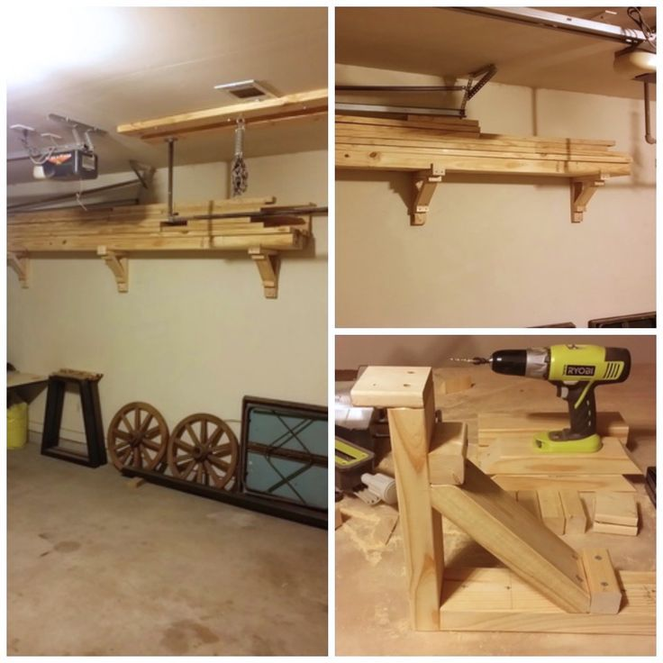 6 simple diy garage storage solutions you can do today sencillo 6 simple diy garage storage solutions you can do today solutioingenieria Image collections